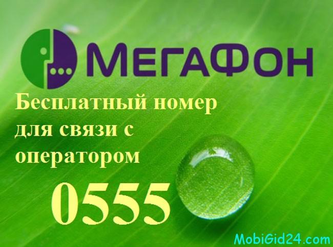 оператор Мегафон
