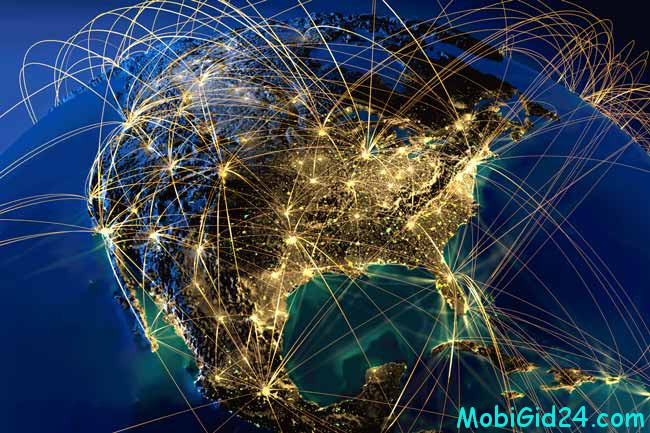 В наше время мобильная связь с всемирной паутиной без ограничения переданных гигабайт очень востребована