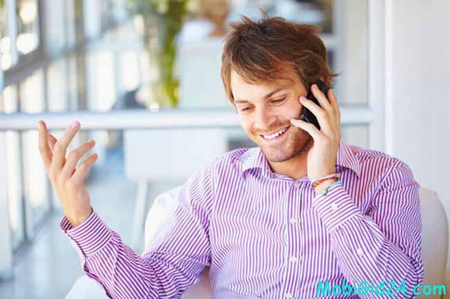 Выбор между контактом и предоплатой
