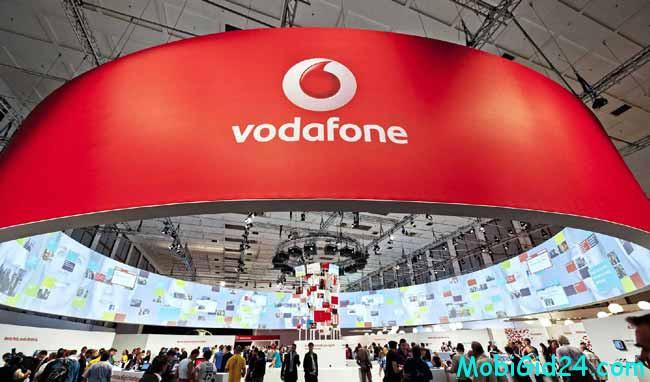 Мобильный сервис от Водафон