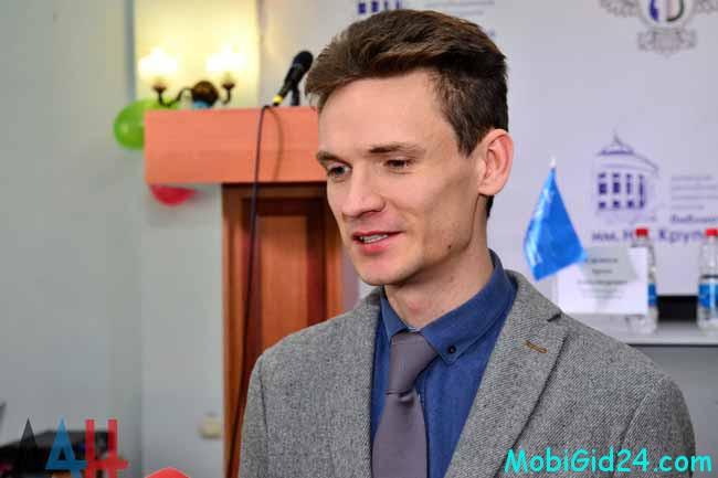 В. Яценко (министр связи Донецкой Народной Республики)