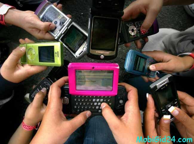 Мобильная сеть МТС (Водафон)
