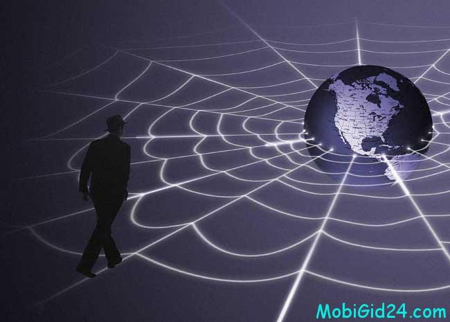 на просторах Всемирной паутины