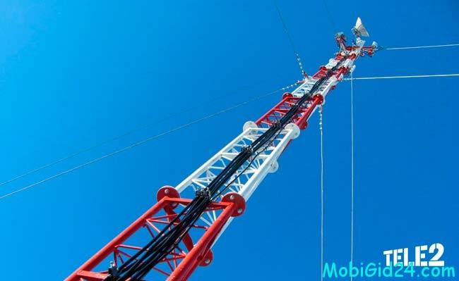 мобильная связь теле2